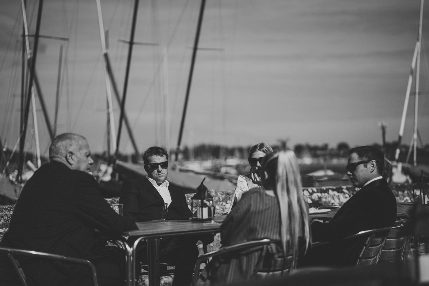 Itchenor Sailing Club Wedding